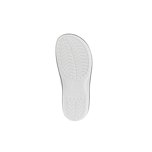 Crocs Crocband Flip - Sandales - blanc sur campz.fr ! Grande Remise En Ligne cS10NLxpah